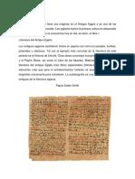 Literatura Egipcia.docx