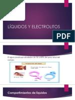 Líquidos y Electrolitos Ciru