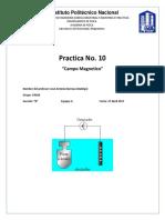 Practica 10 Electricidad