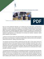 UPS-Noticia-7396633-ES-la f Sica Teor a y Experimento en Los Laboratorios Del Campus Sur de Quito