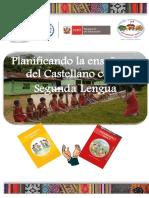 Planificando la enseñanza  del Castellano como.docx