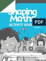 Shaping Maths Activity Book 1A (3rd Ed)