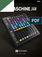 Maschine Jam 2.7.4 0410 Manual English