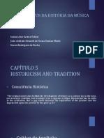 Carl Dahlhaus - Cap 5 e Cap 6