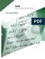 NUnidad 2 Polinomios Algebra Superior
