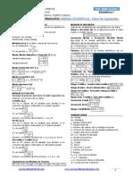 Estadística I - Guía 02 - Datos No Agrupados (UDO - Prof. Acosta Willis)