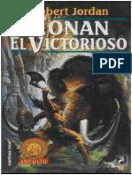 24 Conan El Victorioso-Jordan Robert
