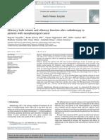 Radioteraphy Efek Dysfungsi Olfactorius
