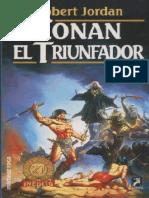 21-Conan El Triunfador - Robert Jordan