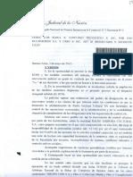 Sentencia Cetrá-Rivadavia