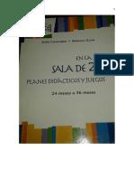 libro de 2 años