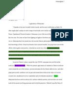 marijuana report