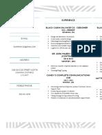 amanda sampson resume