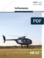 Helicopter perfomance