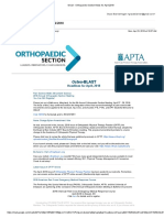 gmail - orthopaedic section news for april 2018