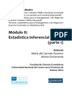 Cuadernillo Estadística Inferencial - Parte 1 - 2018