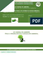 Formato Ley General Del Ambiente