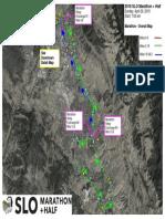 2018 SLO Marathon Overall Map