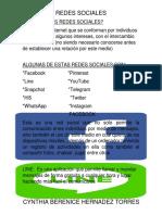 Que Son Las Redes Sociales Informatica.tbf