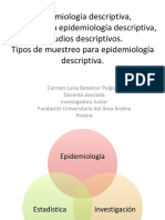 EPIDEMIOLOGÍA DESCRIPTIVA abril 8