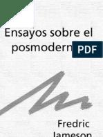 6944223 Frederic Jameson Ensayos Sobre El Posmodernismo