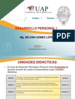 Psicologia y Desarrollo Personal SEMANA 1