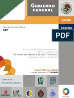 Enfermedad Renal Crónica Temprana Pediatría