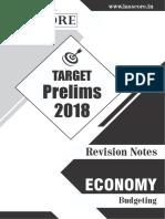 Target economy