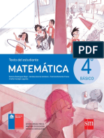 Matemática 4º Básico - Texto Del Estudiante