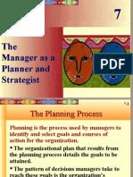 f18cplanning Process