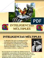 Inteligencias Multiples Ppt