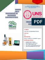 Informe III Unidad