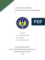 Laporan Praktikum Biometri #1