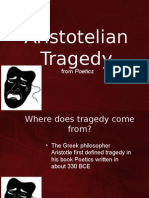 Aristotelian Tragedy