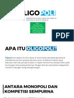 Kelompok 5 - Oligopoli-2