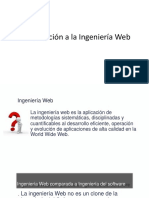 1. Introduccion Ingenieria Web I