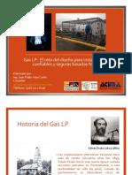 Gas LP El Reto de Instalaciones Seguras - JPA (San José CR)