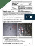 Flash Report 210418 Niv. 4 Caida de Roca AESA UM Raura Rev 0