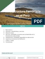 Infraestructura Ferroviaria en el Perú (1)