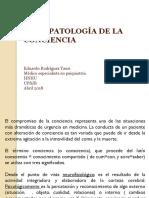 7.Psicopatología de La Conciencia