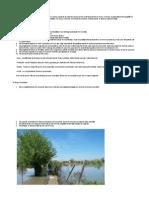 Masuri in Caz de Inundatii