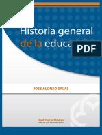 Historia General de La Educacion