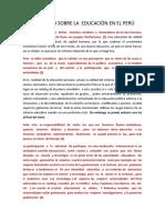 breve  ensayo  de la educación en el Perú.doc