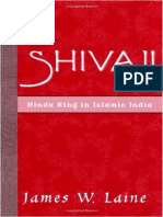 Shivaji, Hindu King in Islamic India - James W. Laine (2003)