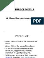 Crystal Structure v 1