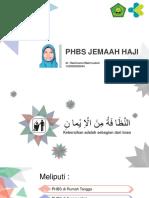 PHBS Jemaah Haji-dr.hakimatul Mahmudah