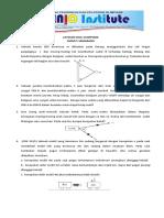 Soal pembinaan osn fisika