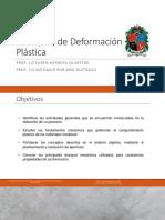 1-Deformacion Plastica