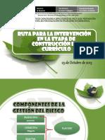 Pasos Elaboracion Del Pgrd y Pc. Ojo.