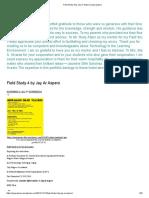 Field Study 4 by Jay Ar Aspero _ Jayaraspero